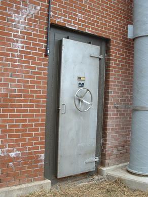 Qa Door Installed